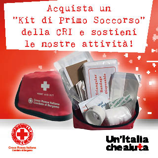 First Aid Kit CRI